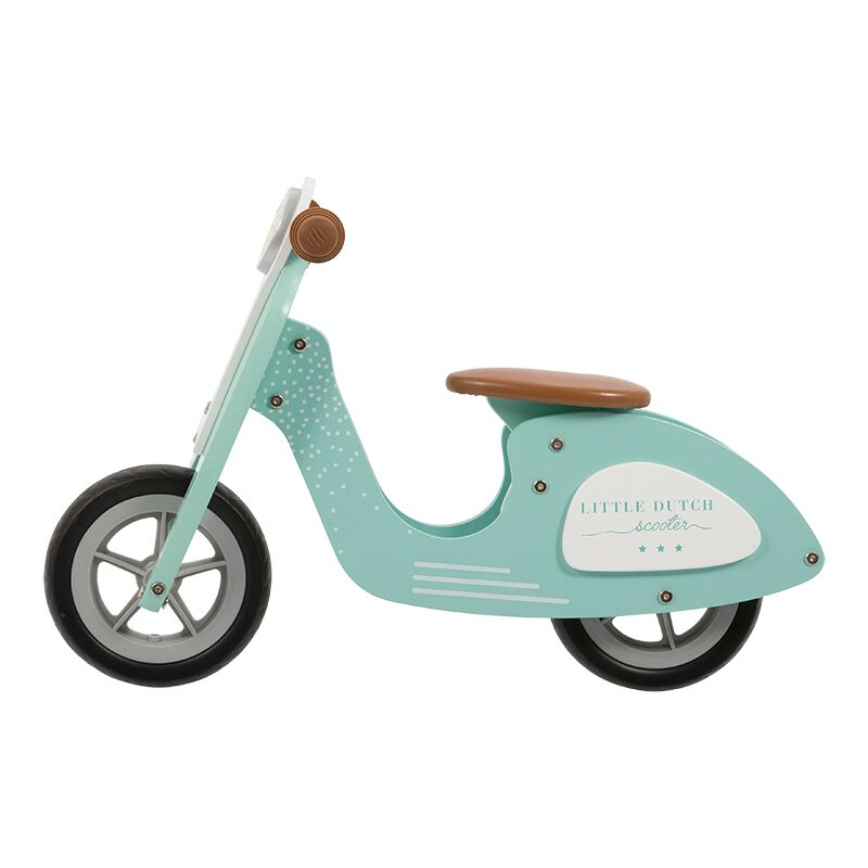 Draisienne Scooter menthe